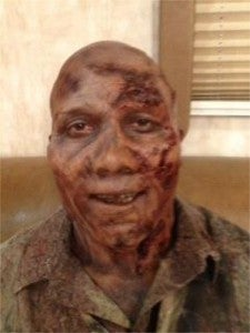 Hines Ward on The Walking Dead