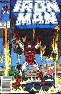 Iron Man #222