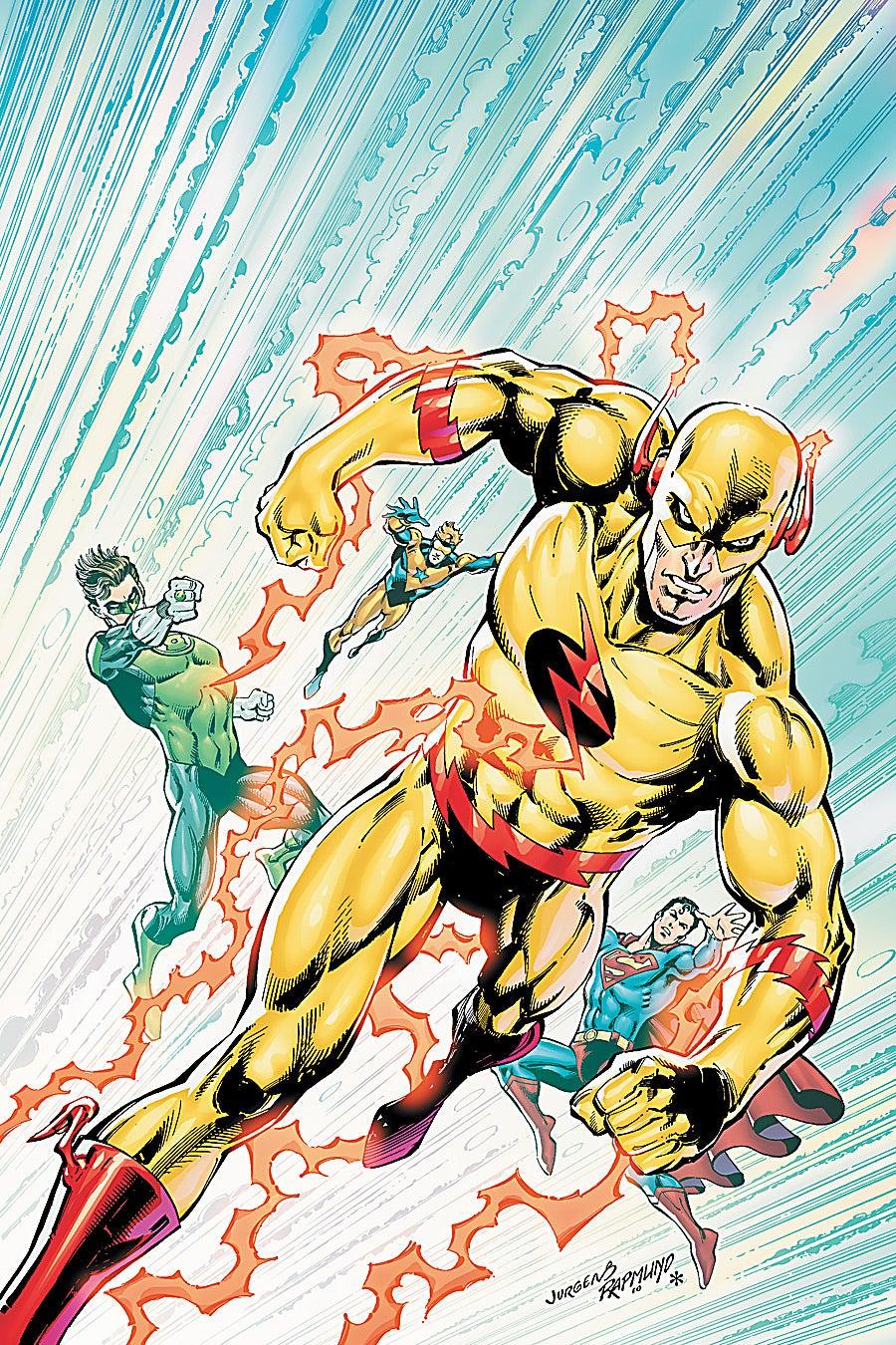reverse flash vs professor - photo #34