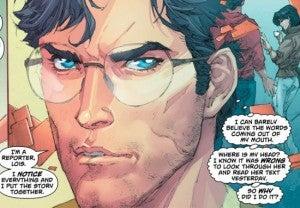 Superman stalker
