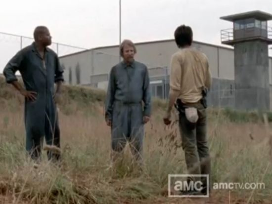 The Walking Dead Say The Word