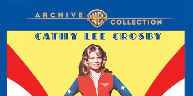 Wonder Woman Cathy Lee Crosby 1974