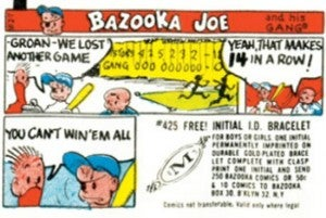 Bazooka Joe Comics