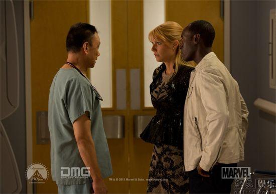 Iron Man 3 Dr. Wu