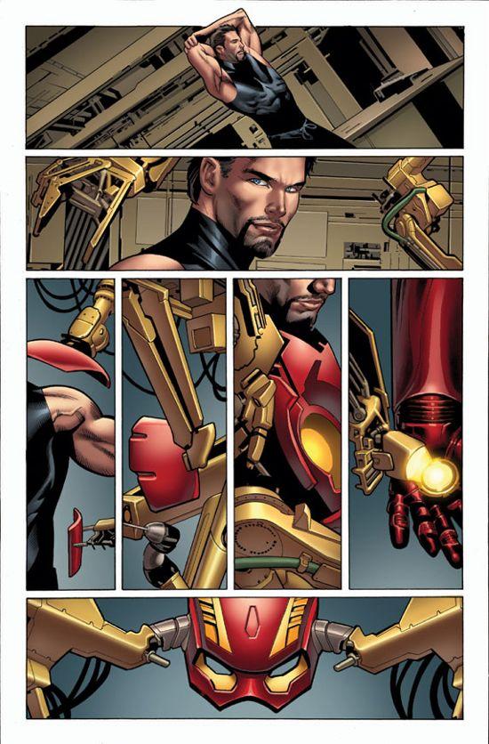 Iron Man 5 Page 2