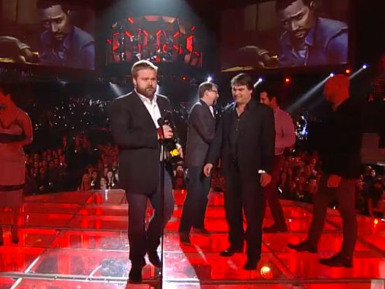 Robert Kirkman Video Game Awards