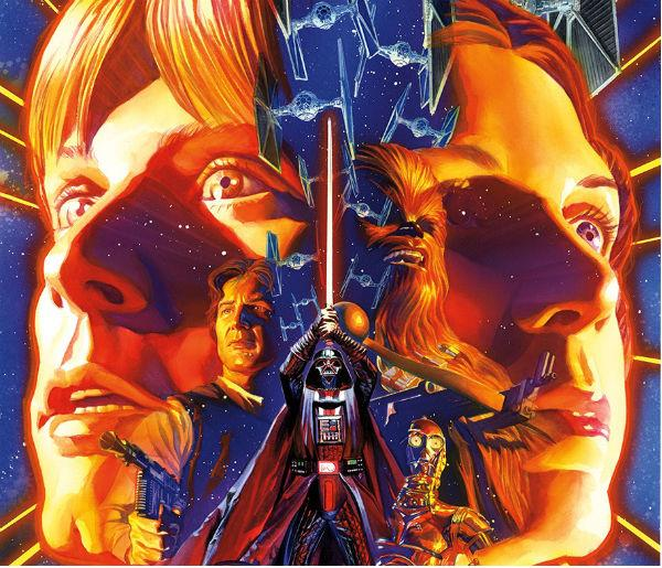 Star Wars The Way You Remember It: Dark Horse Previews Star Wars #1 By Brian Wood