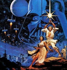 Star Wars Episode 7 Pre-Production