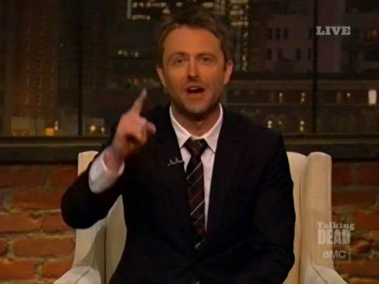 Talking Dead One Hour