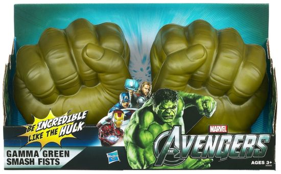The Avengers Hulk Smash Fist Worst Toy List