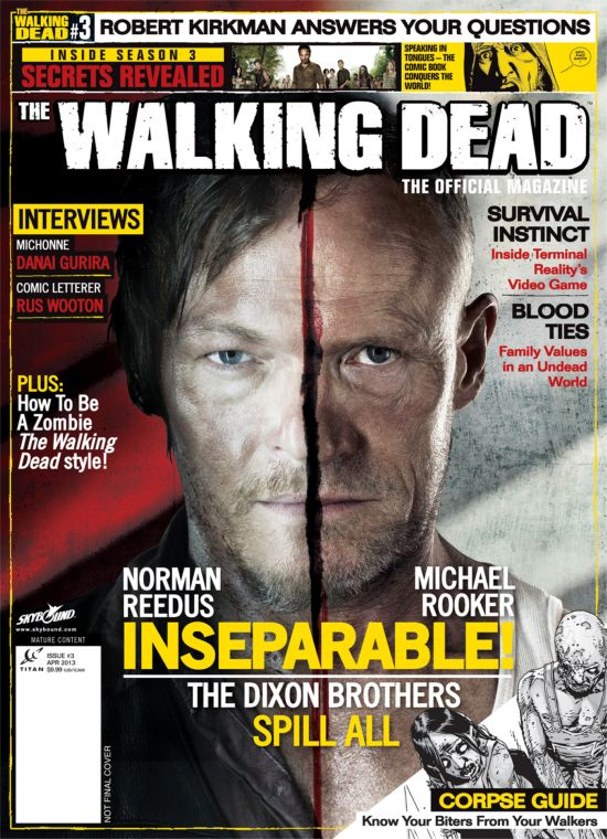 The Walking Dead Magazine #3