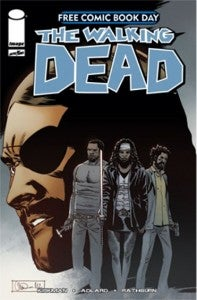 Walking Dead Free Comic Book Day Special