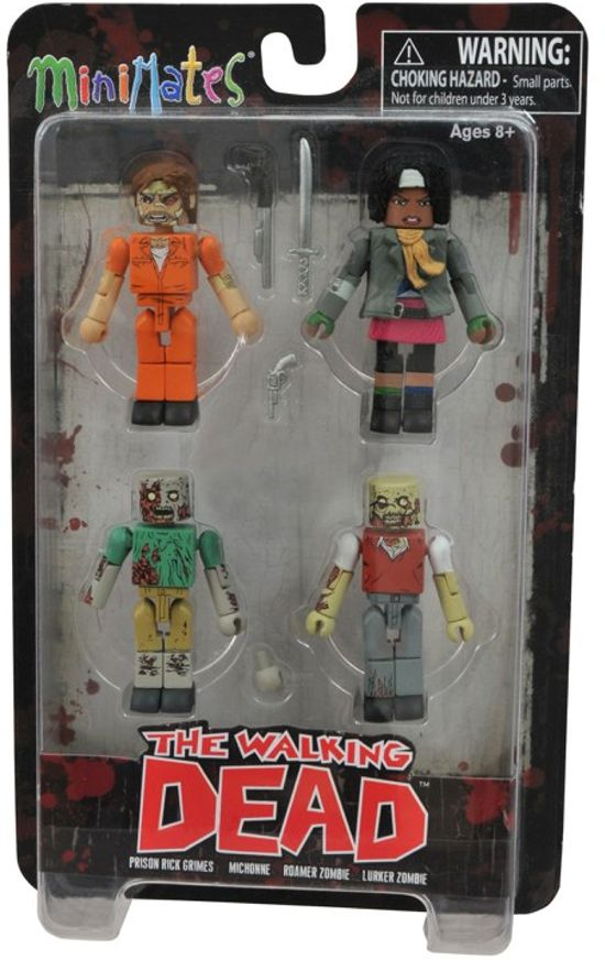 Walking Dead Minimate Amazon