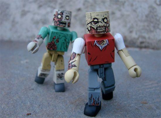 Walking Dead Minimate Roamer Lurker