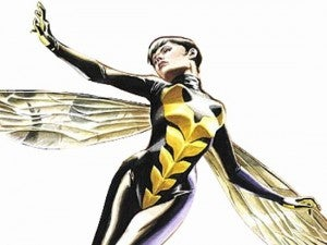 The Wasp in The Avengers