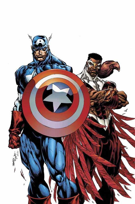 Will avengers 2 feature the falcon - Faucon avengers ...