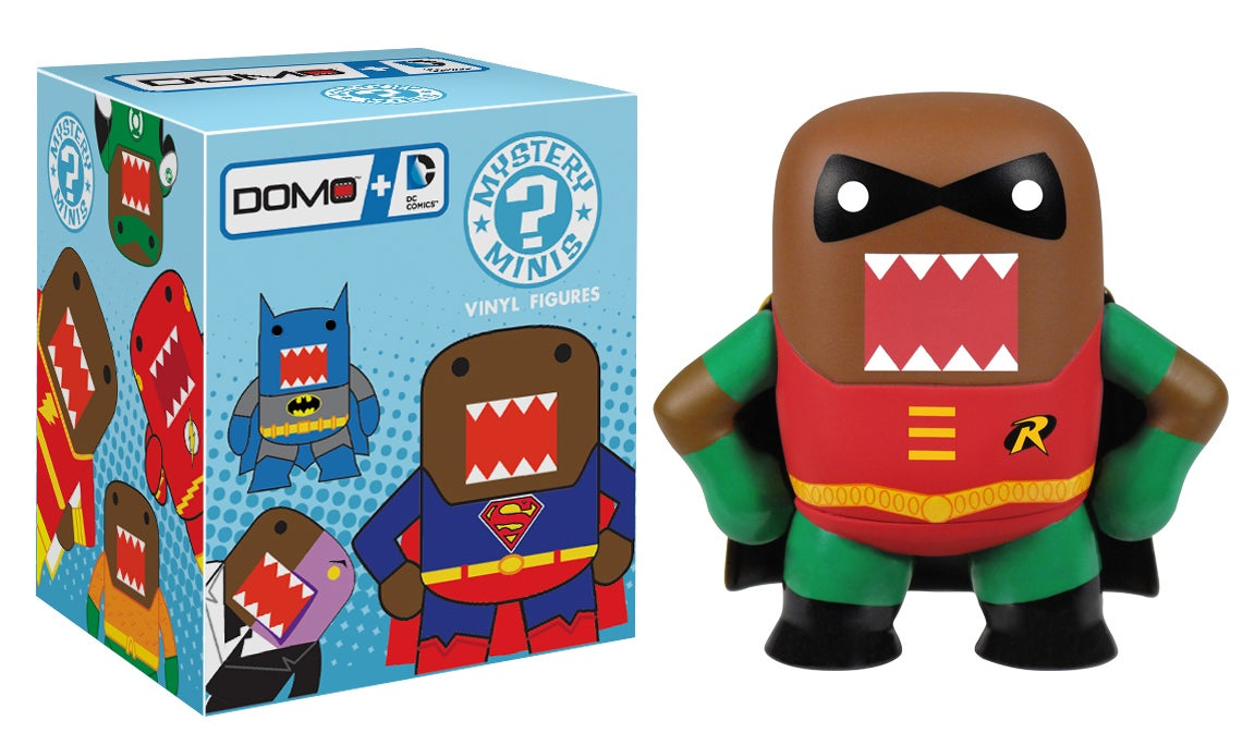 see the full Domo lineup on ComicBook.com