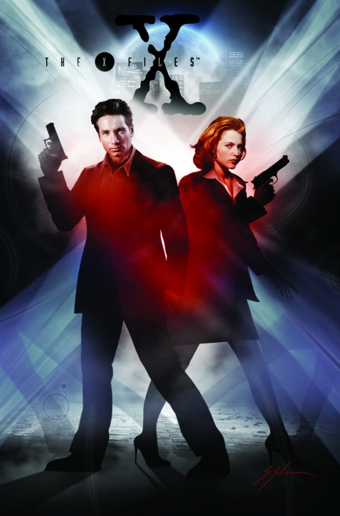 X-Files Comics Coming From IDW