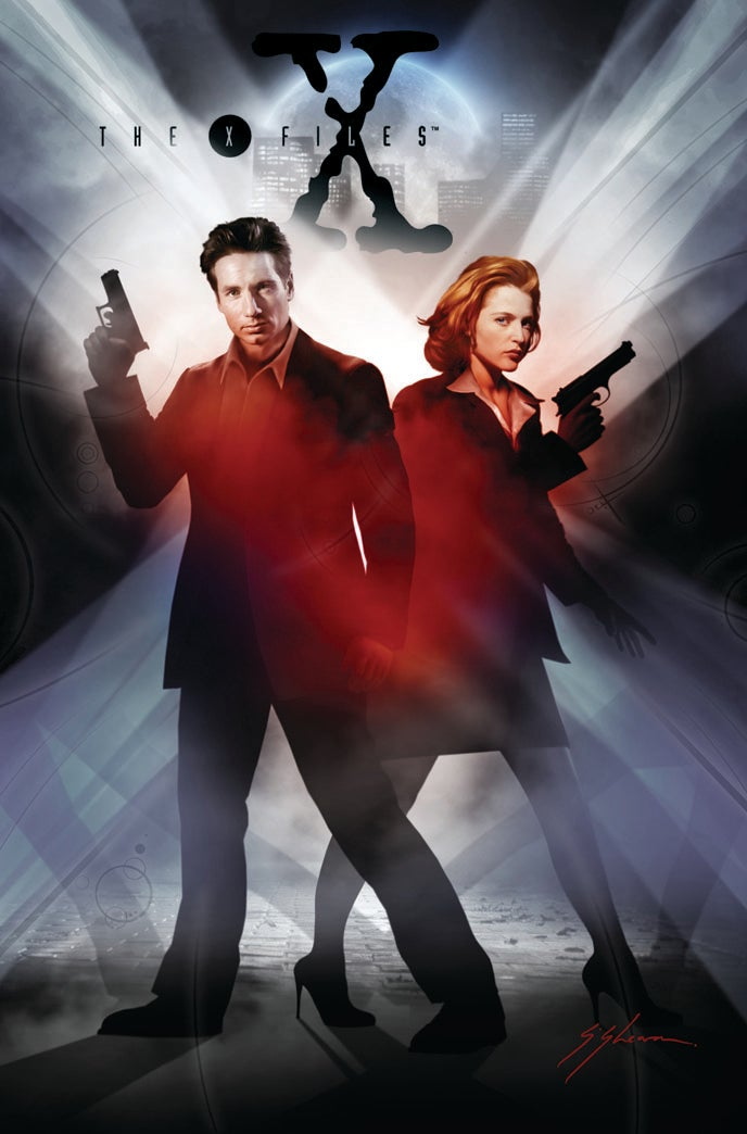 X-Files Comic-Con Panel Adds David Duchovny | Comicbook.com