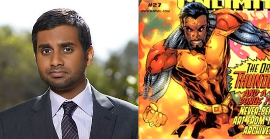Aziz Ansari X-Men Days of Future Past