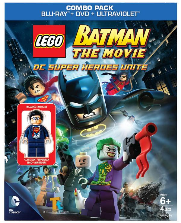 Lego Batman: The Movie - DC Super Heroes Unite Coming in May