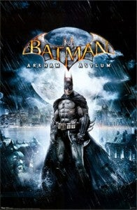 Batman Arkham Asylum Movie