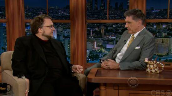 Craig Ferguson and Guillermo del Toro