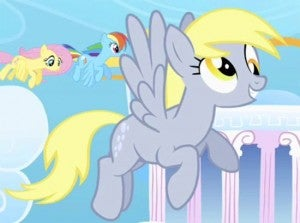 Derpy My Little Pony