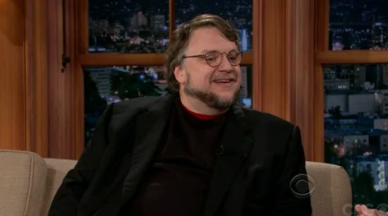 Guillermo del Toro Pacific Rim