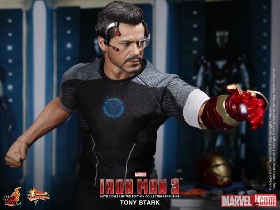 Iron Man 3 Official Toy Photos