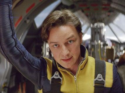 X-Men Star McAvoy Nominated For Olivier Award