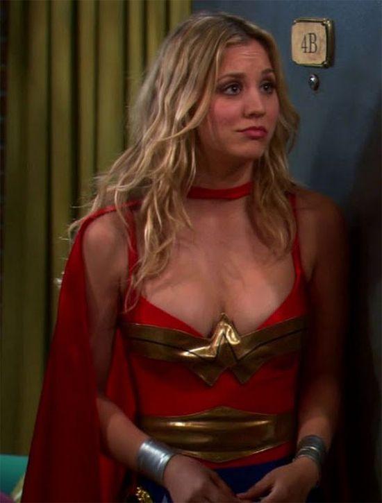 Big Bang Theory Kaley Cuoco
