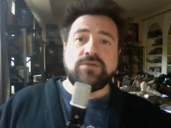 Kevin Smith calls out Lance Armstrong
