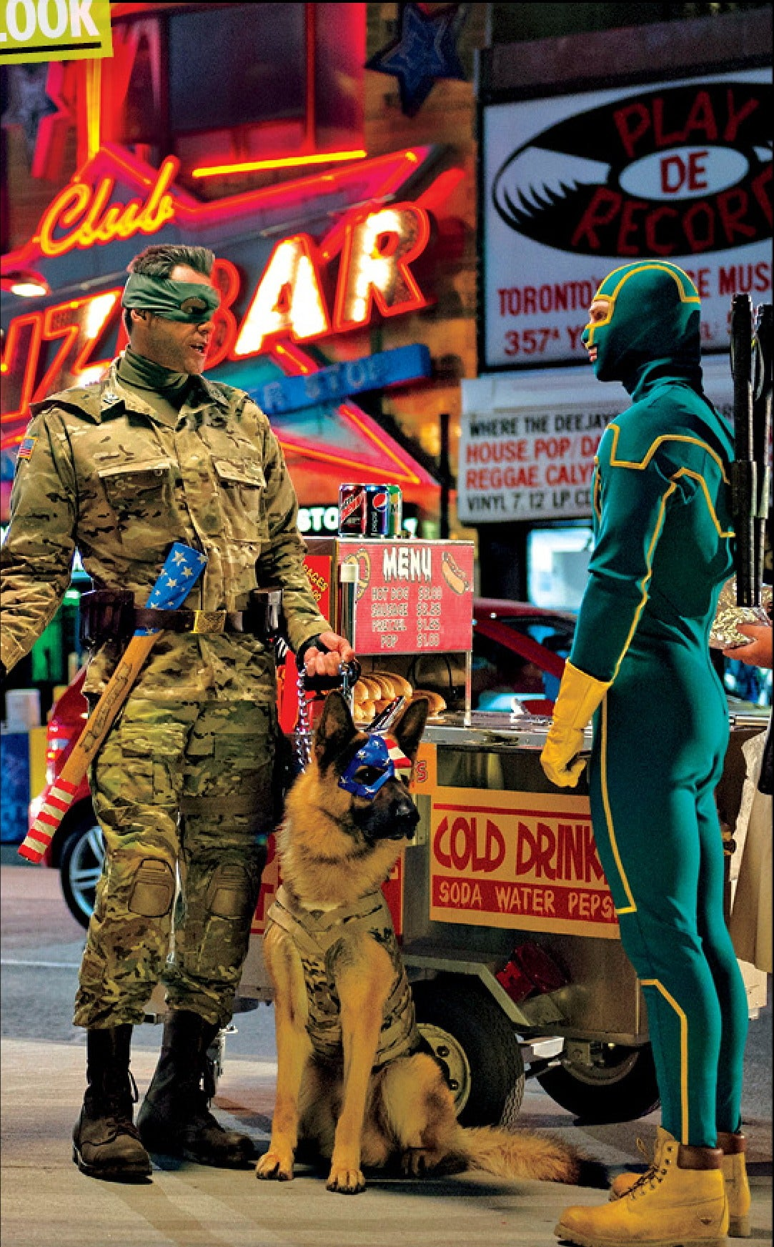 Kick-Ass 2 Creator Baffled By Jim Carrey's Change Of Heart
