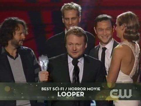 Looper Critics' Choice Awards
