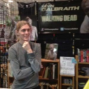 The Walking Dead Kevin Galbrieth