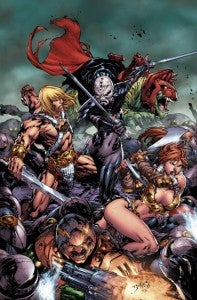 Masters of the Universe to Go Ongoing at DC Comics in April