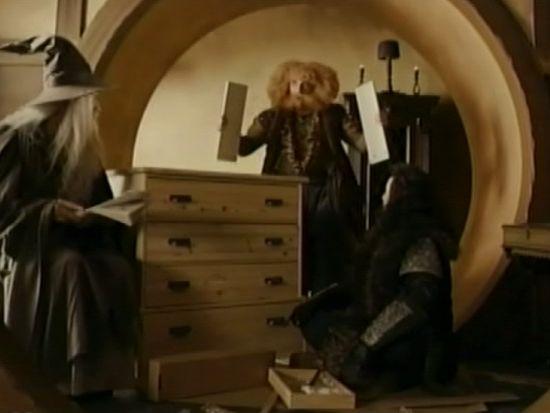 Saturday Night Live The Hobbit Skit