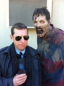 Scott Gimple Walking Dead