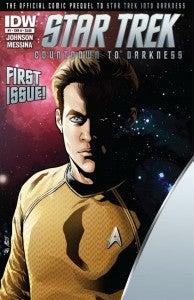 Star Trek Countdown to Darkness #1