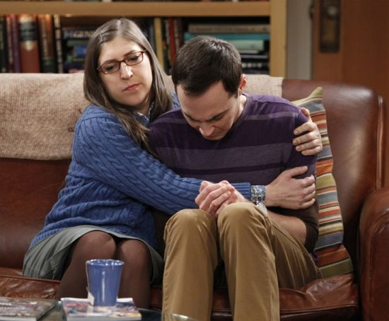 The Big Bang Theory Does Sheldon Sleep With Amy