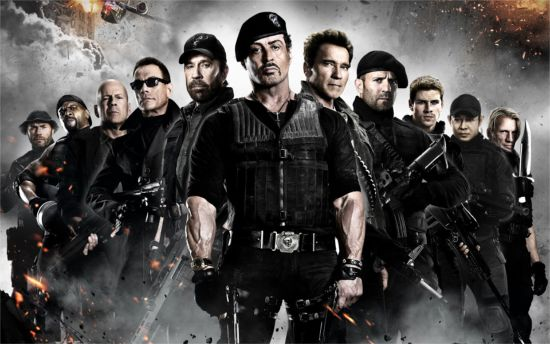 Bill Clinton May Cameo In Expendables 3