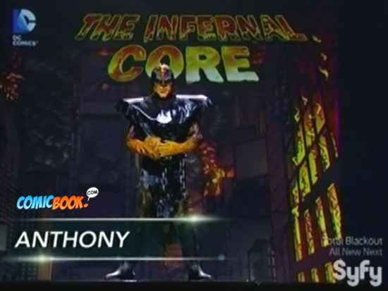 The Infernal Core by Anthony