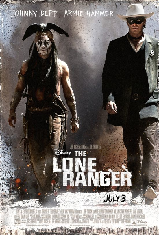 Johnny Depp Blames Bad Reviews For Lone Ranger's Failure