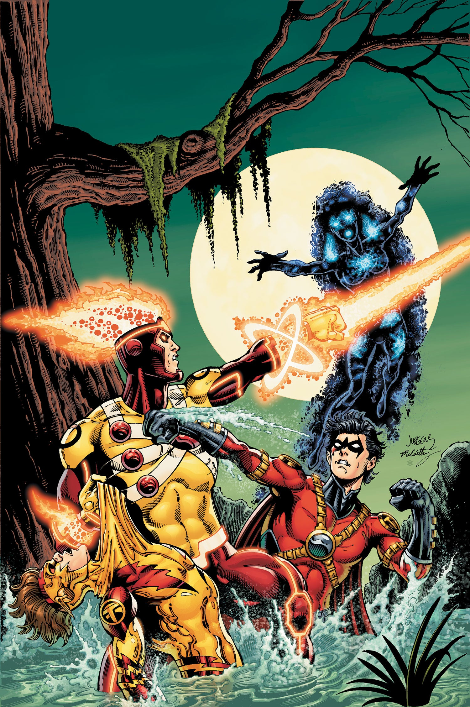firestorm writer jurgens   u0026quot things will continue to worsen u0026quot