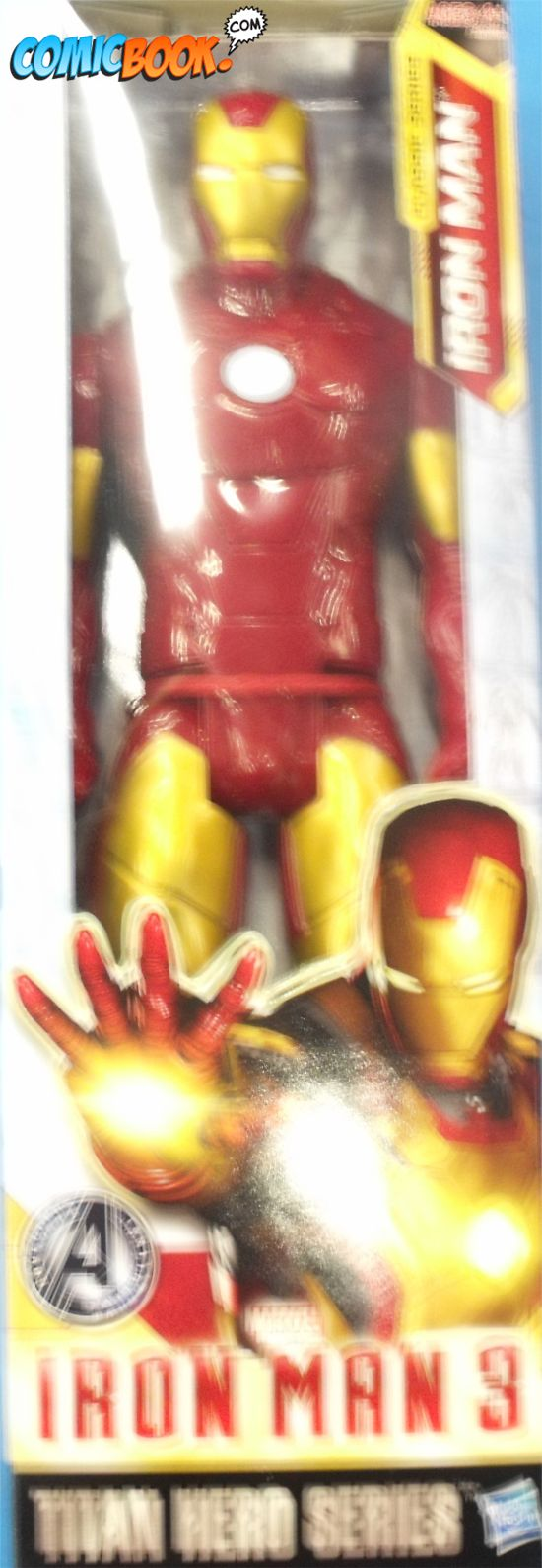 Iron Man 3 Action Figure