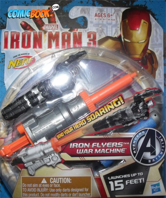 Iron Man 3 Iron Flyers
