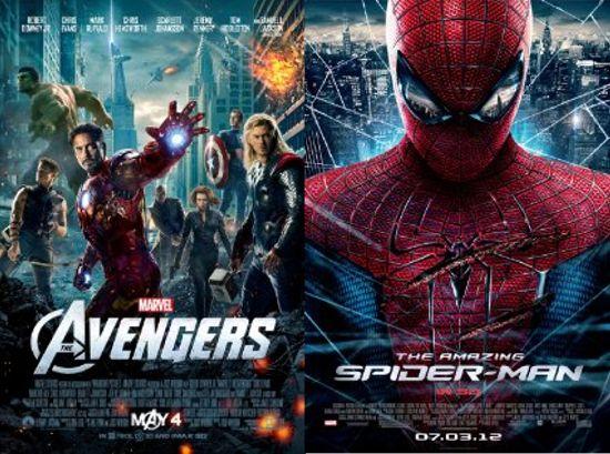 Avengers Spider-Man Kids' Choice Awards