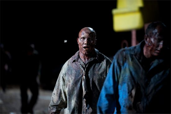 Hines Ward Walking Dead