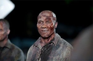 Hines Ward The Walking Dead